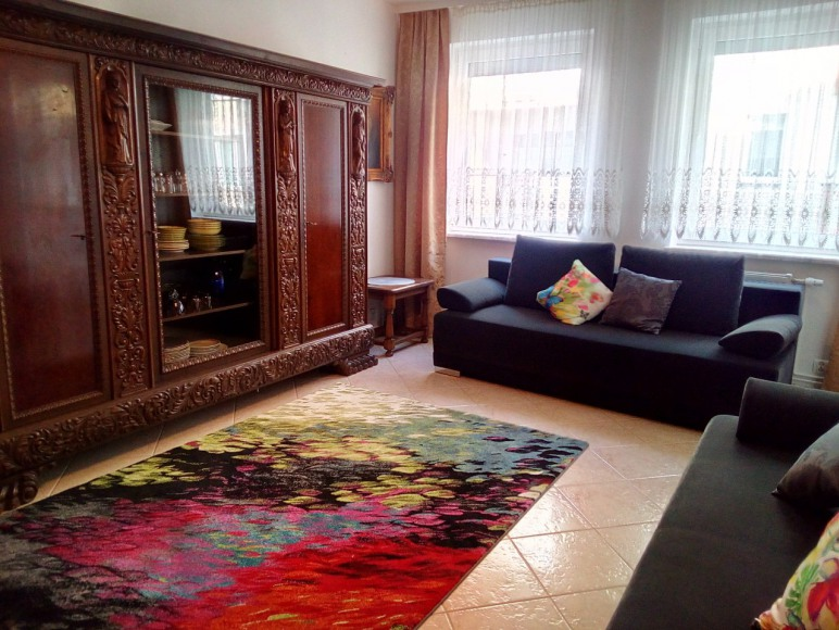 apartament kolonialny- salon