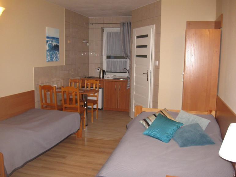 pokój nr 1, 4 - osobowy