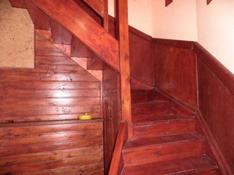 schody na górę