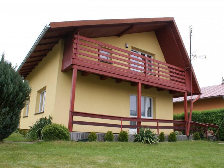 domek letniskowy Isola, Rowy, Bukowa 2
