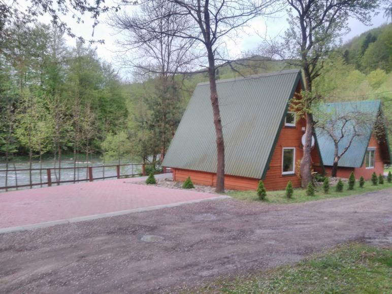 Domki Nad Rzeką Solinką