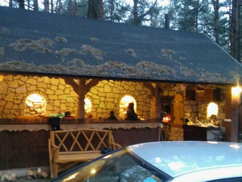 domki- nad zalewem - Camping Sopot-Roztocze