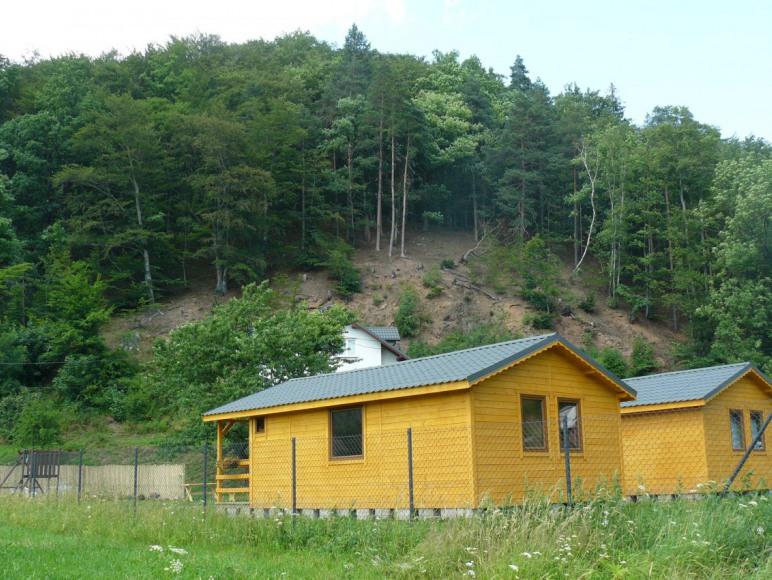 Domki Pod Zielonym Wzgórzem