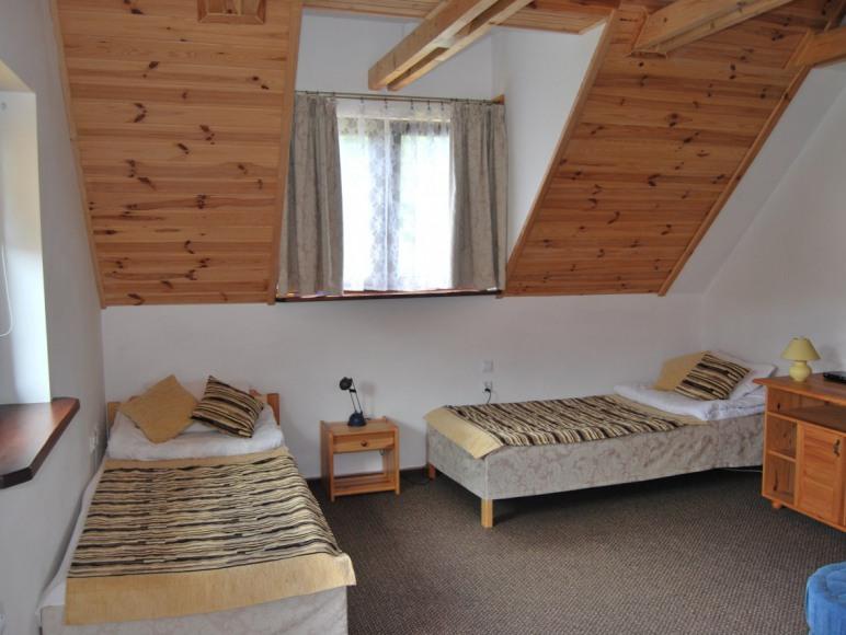 Dom gościnny pokój 2 - os