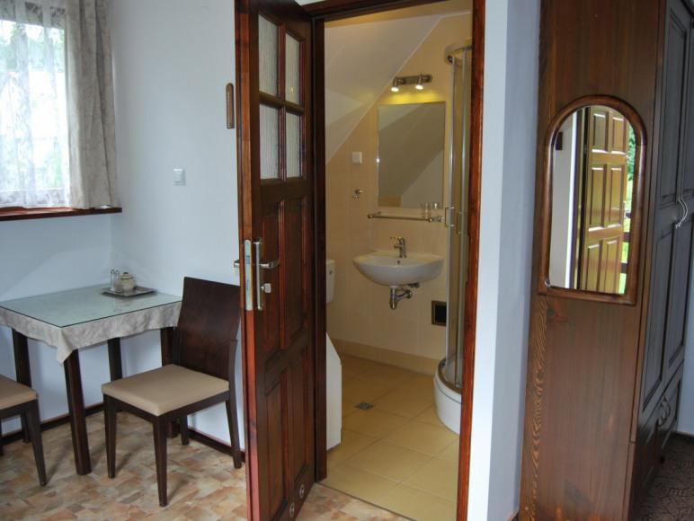 Dom gościnny pokój 2 -os