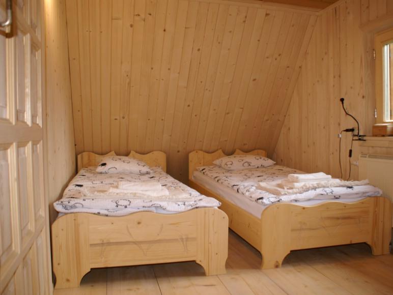 pokój na piętrze 2 osobowy