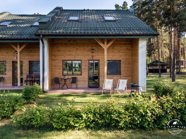 Apartament całoroczny - Resort Stara Wieś