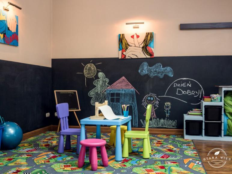 Kącik dla dzieci - Resort Stara Wieś
