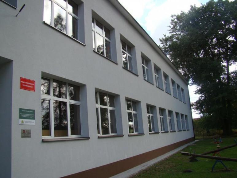Szkolne Schronisko Młodzieżowe w Werchracie