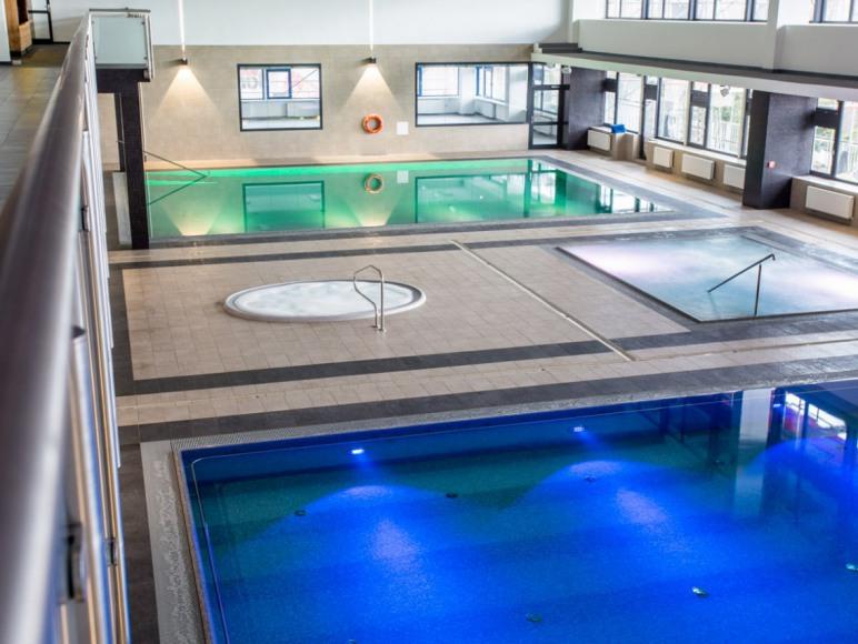 Zmodernizowane baseny solankowe