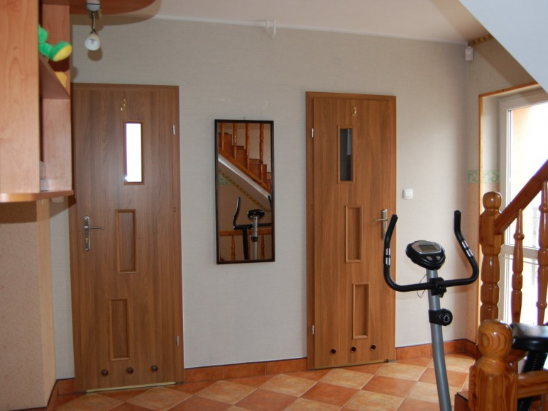 Korytarz-łazienki dla pokoju nr.3 i nr.5