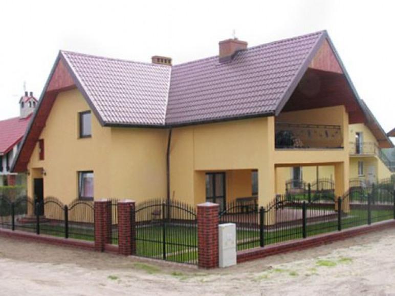 2 oddzielne apartamenty w Domu letniskowym - Rowy
