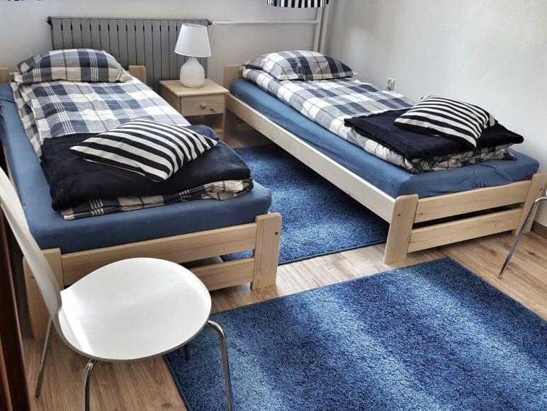 sypialnia 2 lozka