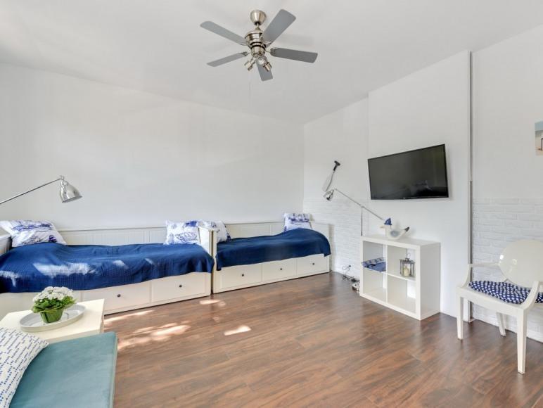 Apartament z werandą