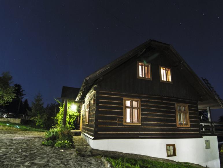 Chata Zwierzówka_front