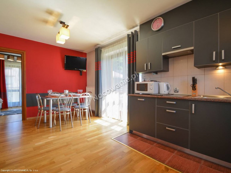 Apartament Czerwony