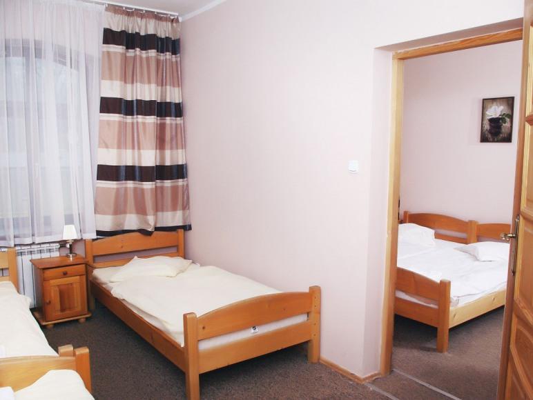 Pokój 4-osobowy Standard Studio