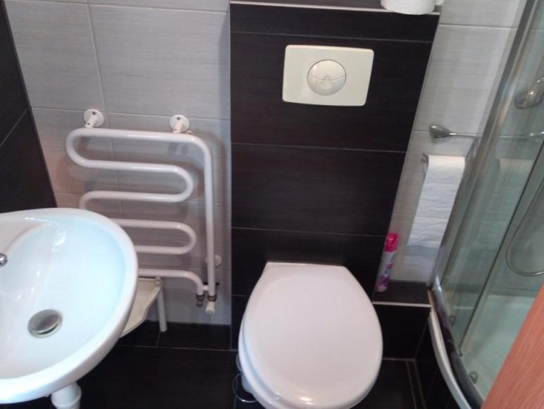 Łazienka pok. dwuosobowy