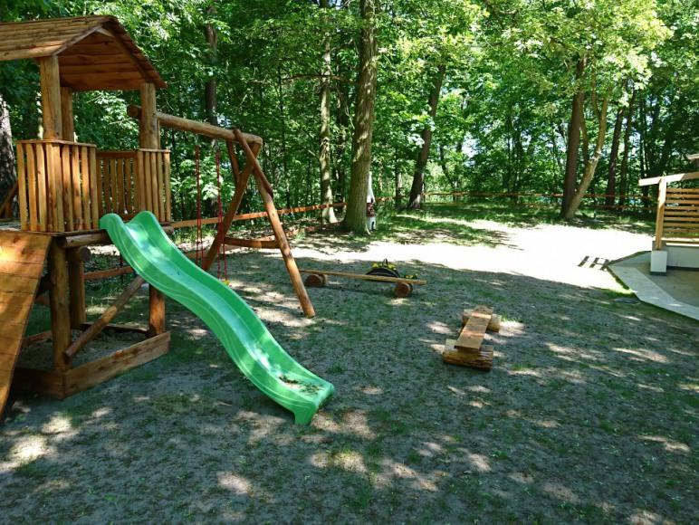 plac zabaw dla dzieci laguna star