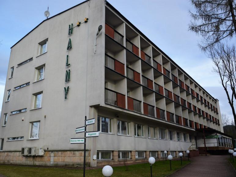 Budynek Halny