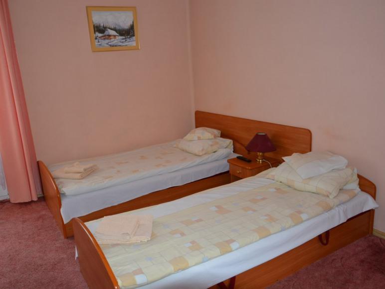 Pokój 2os Willa Żychoniówka