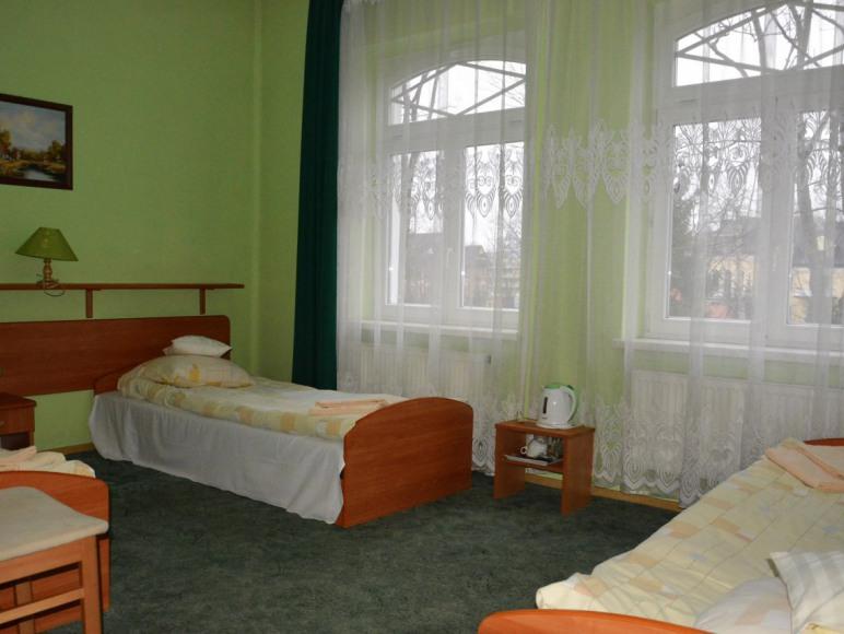 Pokój 3os Wiila Żychoniówka