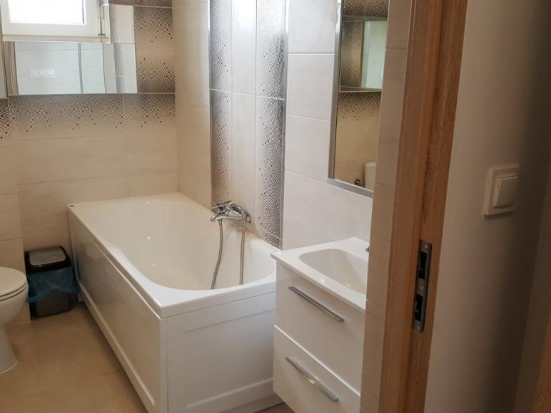 łazienka z pok. nr 1 piętro