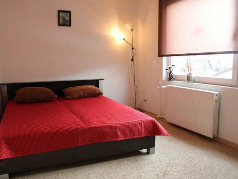 Pokoje gościnne - w Łebie