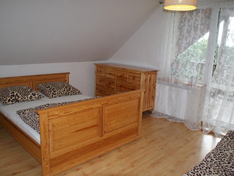 Apartament- sypialnia I