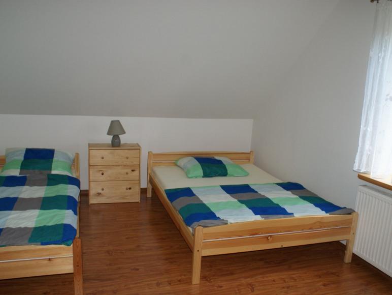 Apartament- sypialnia II