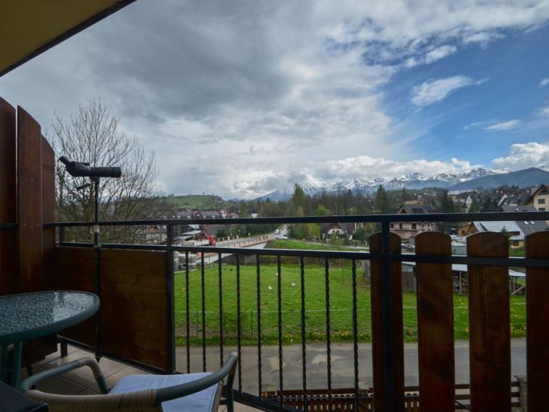 Apartament Magnolia z widokiem na Giewont