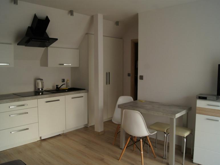 Apartament I - kuchnia