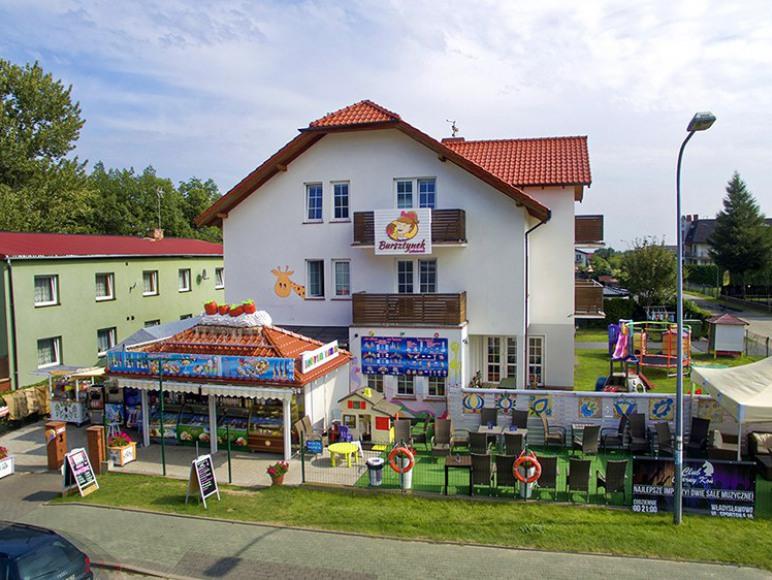 DW Bursztynek i Lodziarnia & Kawiarnia Bursztynek