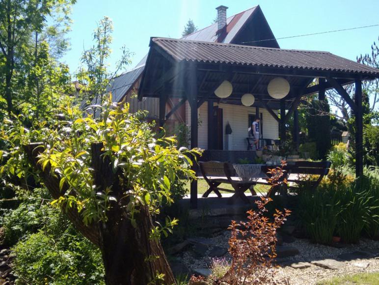 Domek na Brzegu - Zawoja. Całoroczny do Wynajęcia