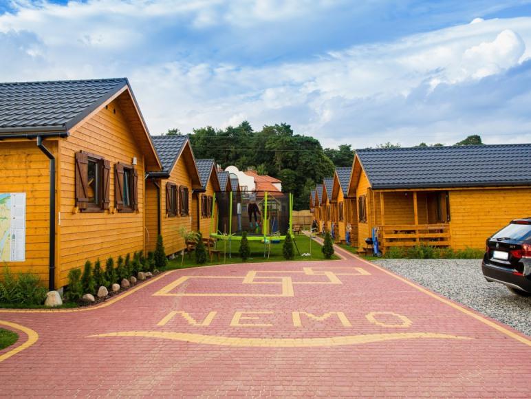 Domki Letniskowe NEMO
