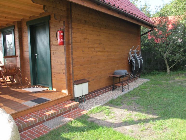 Domek 2 wejście