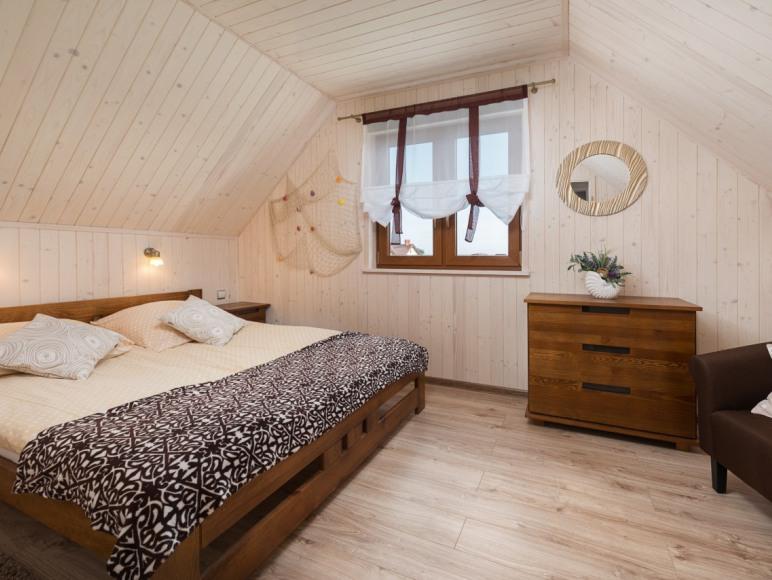 Sypialna imałżenska Nowy domek