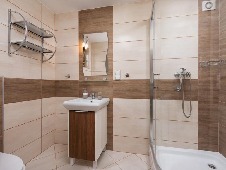 łazienka Nowy domek