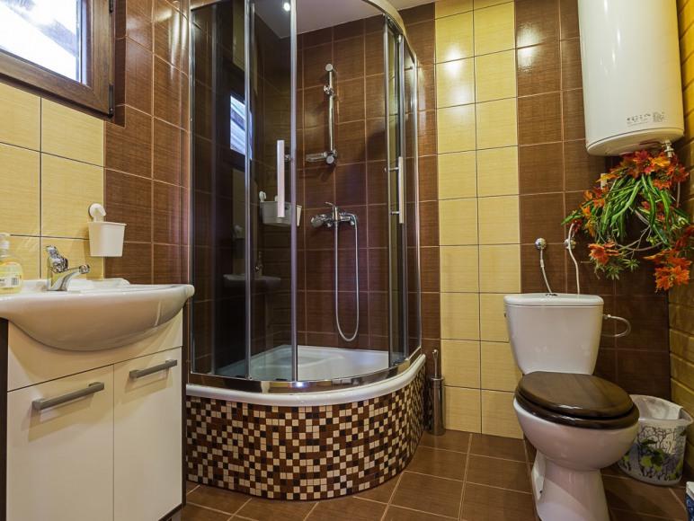 Domek Karol łazienka
