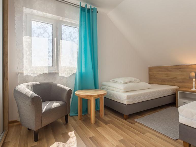 Apartament sypialnia 2 osobowa