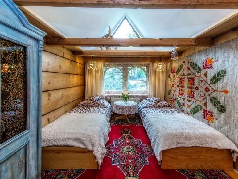 Mały pokój 2 osobowy