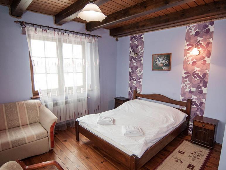 Wygodne i eleganckie pokoje