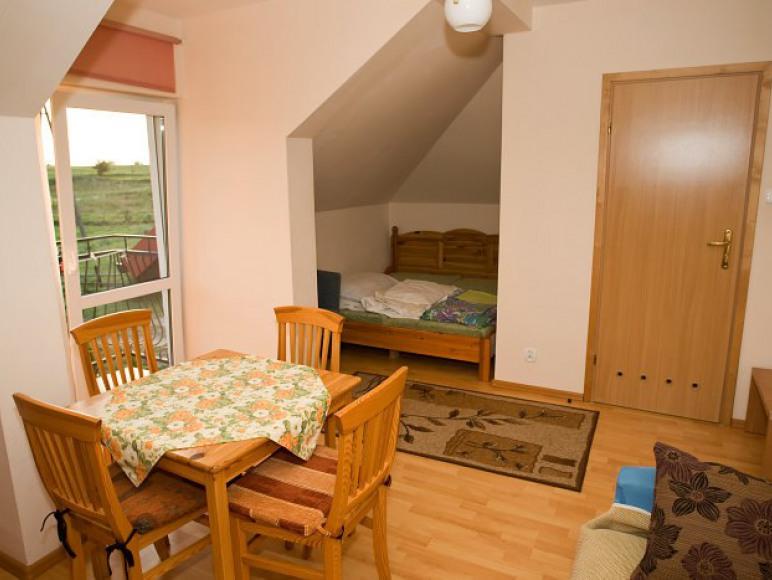 Dom drugi - pokoje do wynajęcia