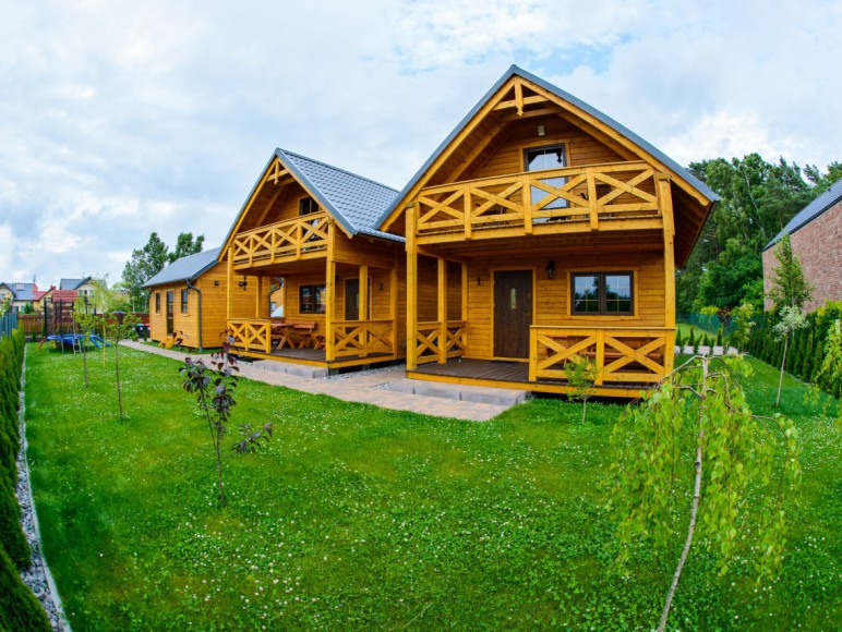 Nasze domki :)