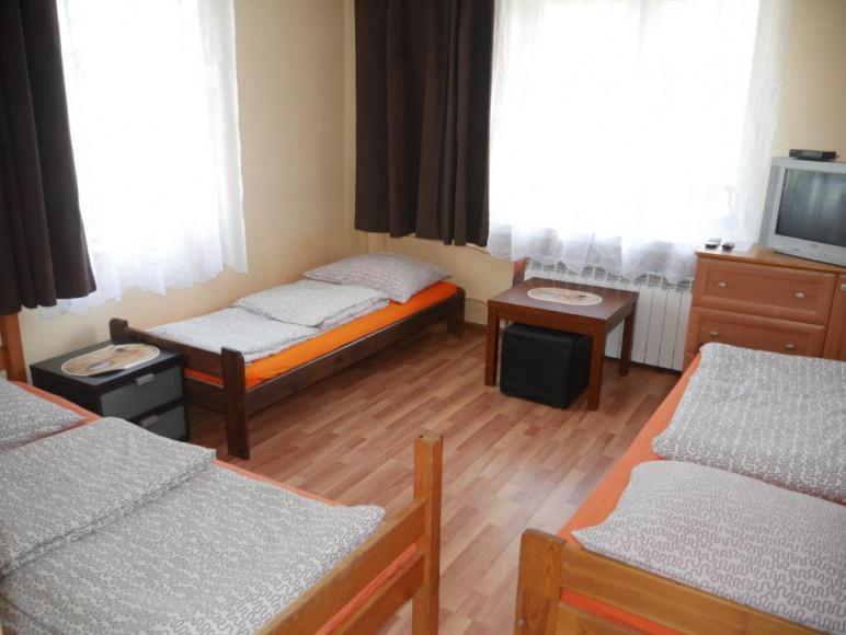 Pokój 3 osobowy nr.1