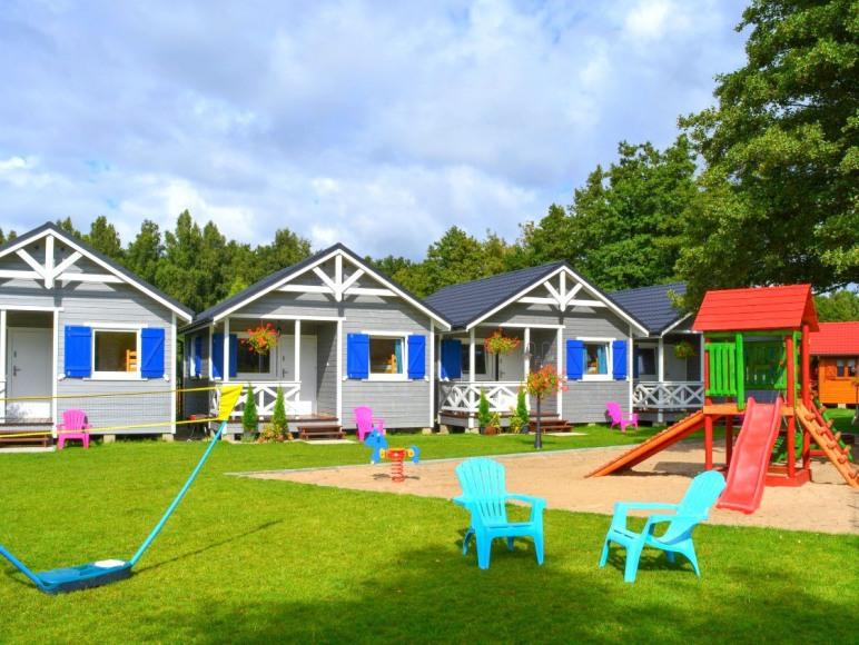 Nowe Domki Przy Parku - Uzdrowisko Dąbki