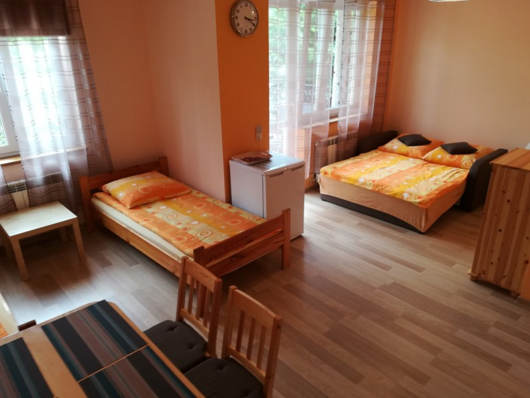 Pokoje gościnne 20m od Jeziora Solińskiego
