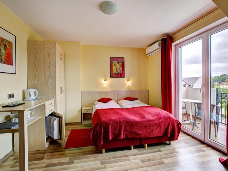 Pokój w Villi Astrid II