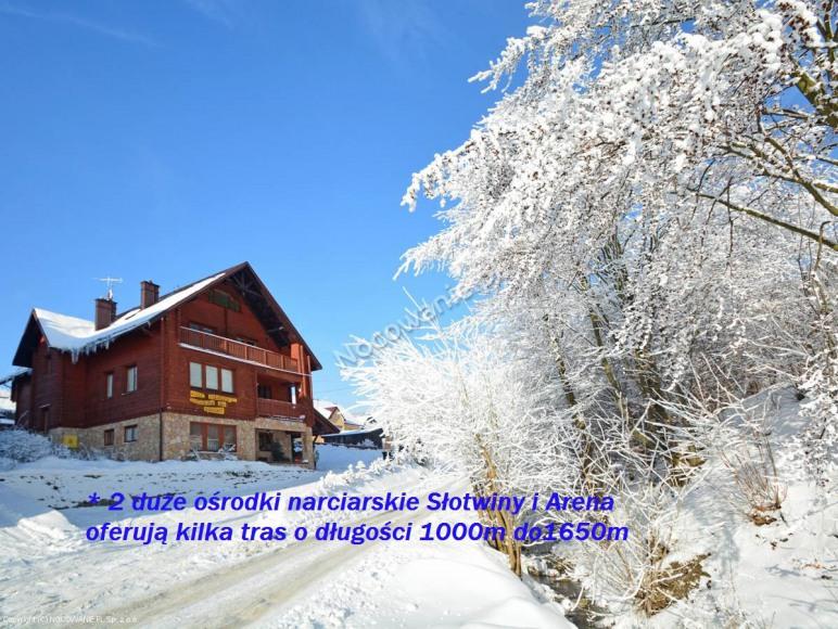 W ziemie do 2 Kompleksów narciarskich tylko 250 m