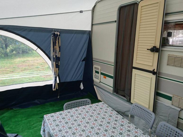 przyczepa campingowa nr 7